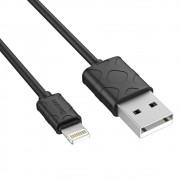 Cabo Lightning Baseus - Yaven Cable 1 M - iPhone iPad iPod - Preto
