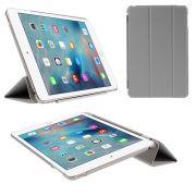 Capa iPad Mini 4 Smart Cover + Capa Traseira - Cinza