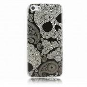 Capa iPhone 5c - Caveira Mexicana Personalizada