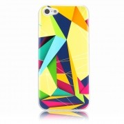 Capa iPhone 5c - Mosaico Colorido Personalizada