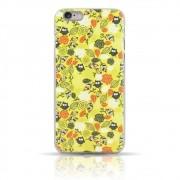 Capa iPhone 6s / 6 - Coruja e Folhas Personalizada