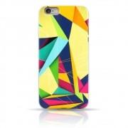 Capa iPhone 6s / 6 - Mosaico Colorido Personalizada