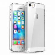 Capa iPhone Se / 5s / 5 - Transparente Silicone TPU