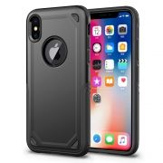 Capa iPhone X Hibrida Slim Armor Anti Impacto