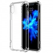 Capa iPhone X - Transparente Rígida - Anti Impacto