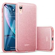 Capa iPhone Xr - Glitter Dupla Proteção