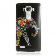 Capa LG G4 - Elefante Indiano TPU
