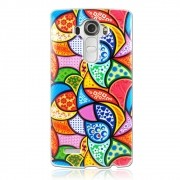 Capa LG G4 - Vitral Colorido TPU