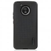 Capa Moto G5 - Anti Impacto Queda Shock - Preta