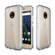 Capa Moto G5 Plus - Transparente Anti Impacto