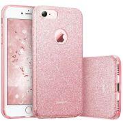 Capinha iPhone 8 / 7 - Glitter Dupla Proteção