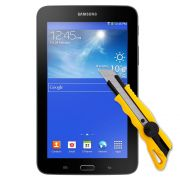 Película de Vidro Temperado - Galaxy Tab 3 Lite T110 - 7 Polegadas