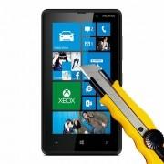 Película de Vidro Temperado - Nokia Lumia 820