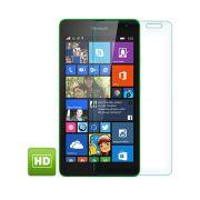 Película Transparente Brilhante - Microsoft Lumia 535
