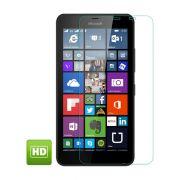 Película Transparente Brilhante - Microsoft Lumia 640 XL
