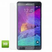 Película Transparente Brilhante - Samsung Galaxy Note 4