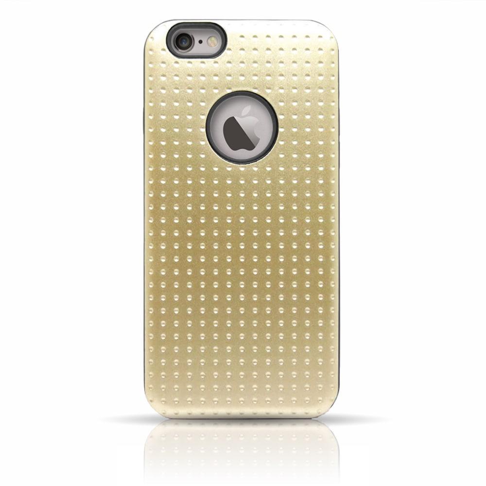 Capa Anti Impacto Dourada iPhone 6s / 6