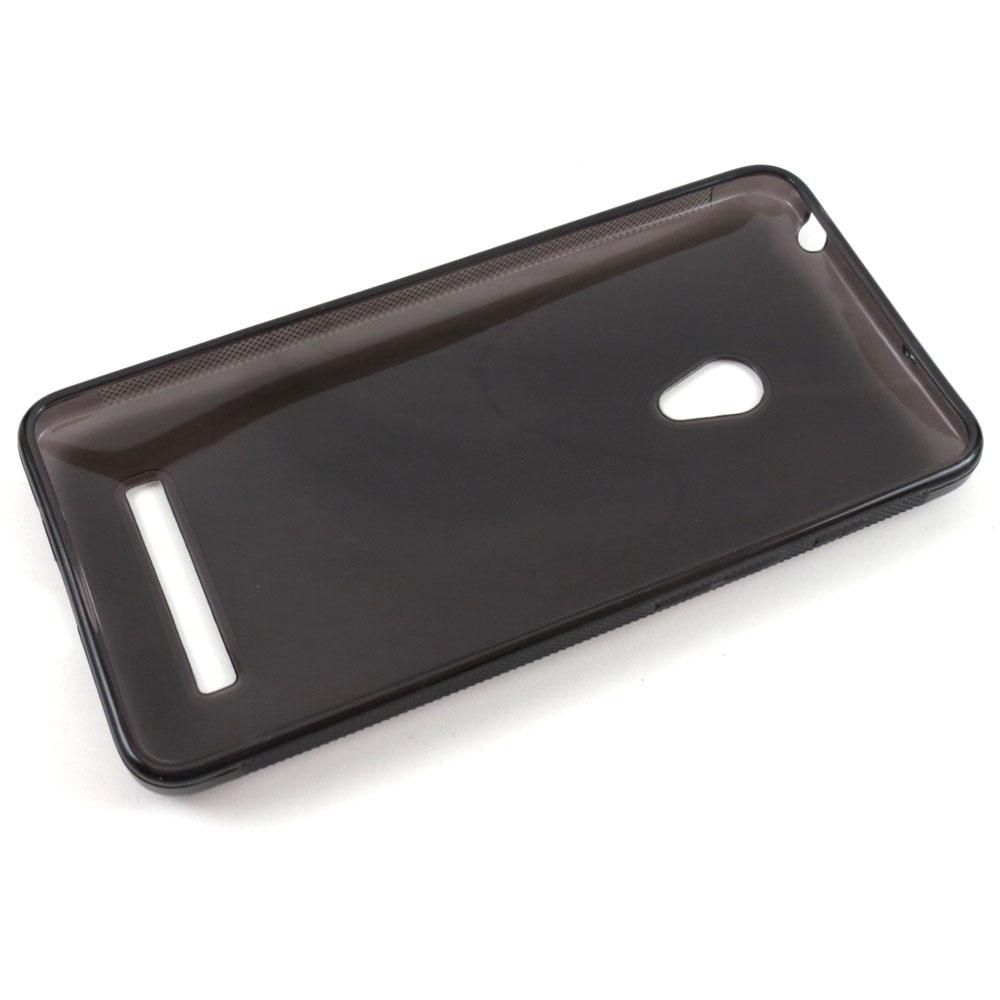 Capa Asus ZenFone 5 - Fumê Silicone TPU