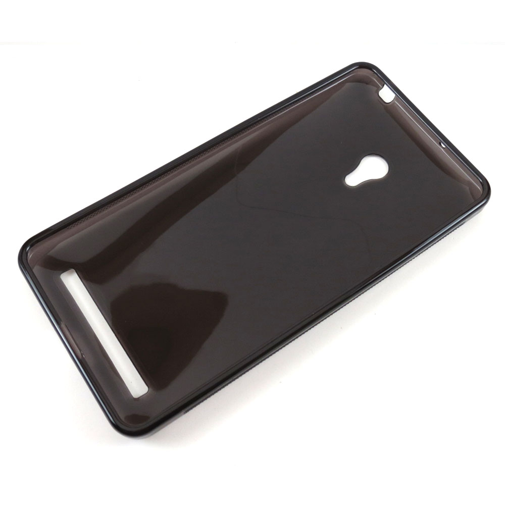 Capa Asus ZenFone 6 - Fumê Silicone TPU