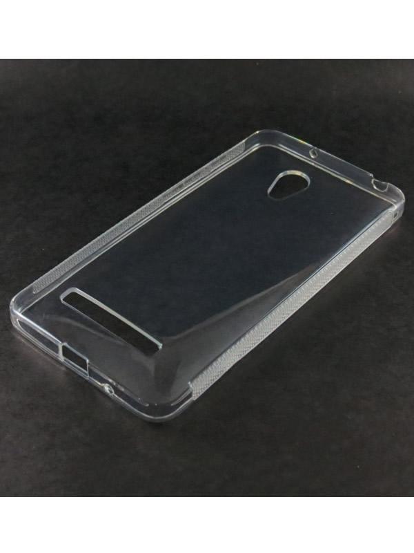 Capa Asus ZenFone 6 - Transparente Silicone TPU