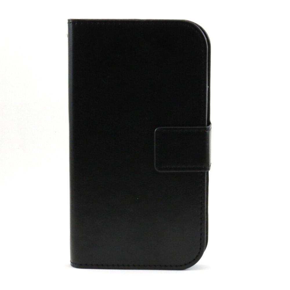 Capa Samsung Galaxy Gran Duos - Carteira Flip - Preta