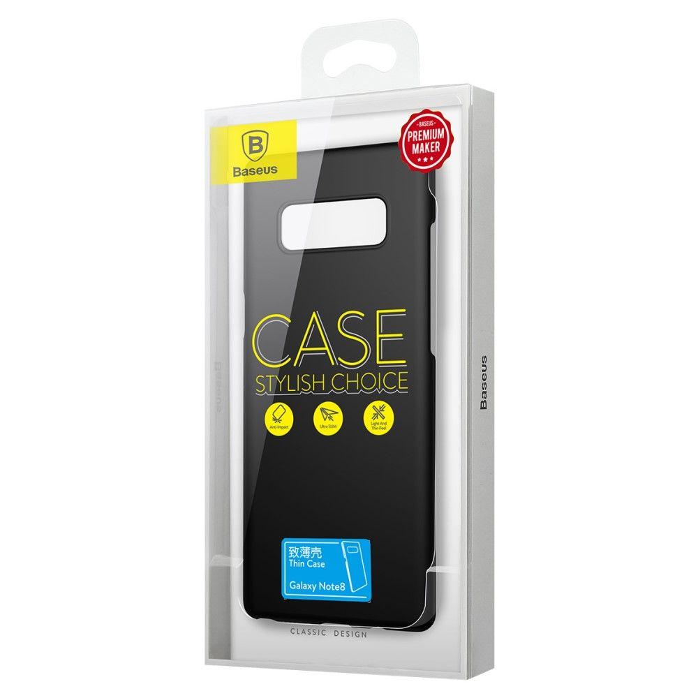 Capa Galaxy Note 8 - Slim Rígida Fina - Baseus
