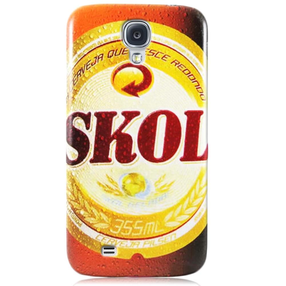 Capa Galaxy S4 - Personalizada Cerveja 2
