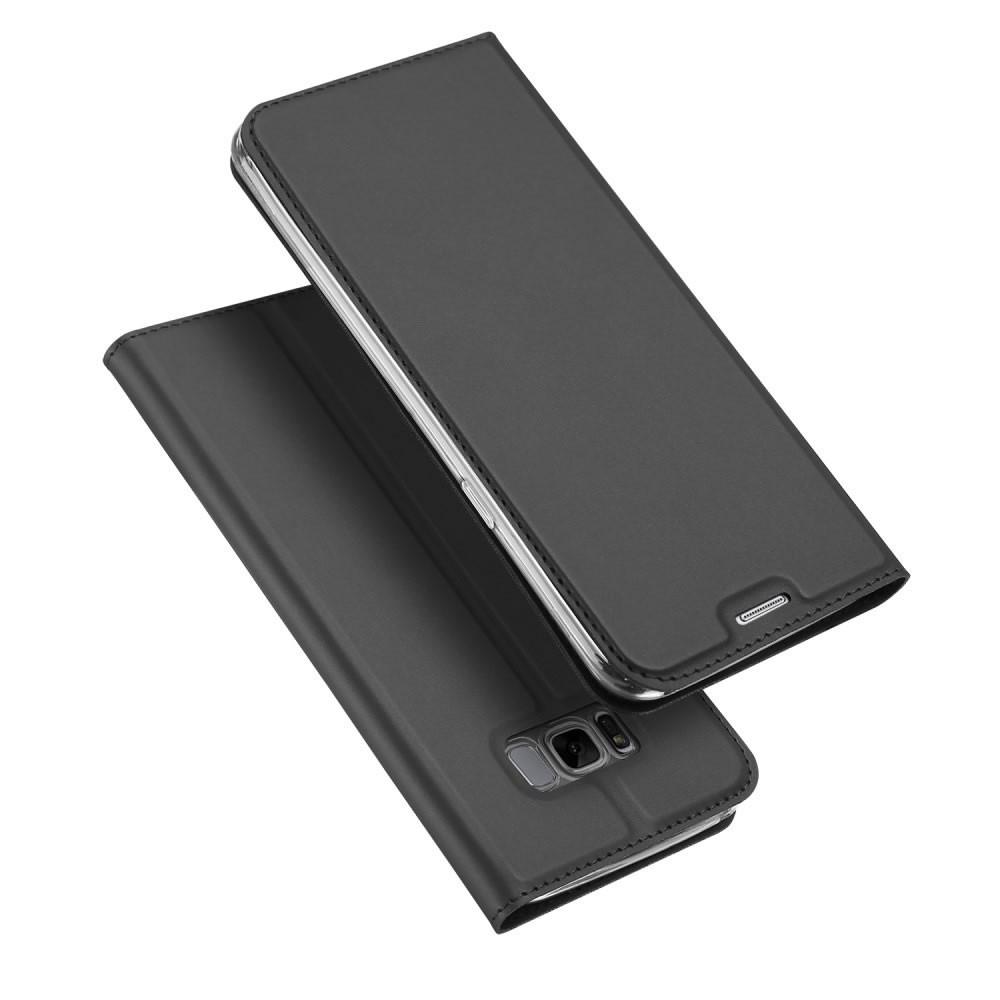 Capa Galaxy S8 Plus - Dux Ducis - Carteira Couro Magnética