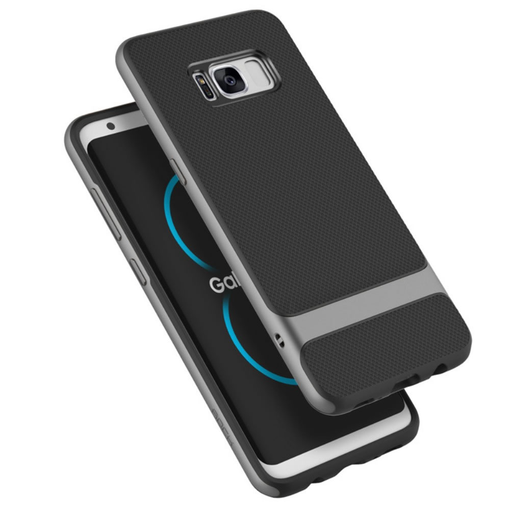 Capa Galaxy S8 Plus - Rock - Royce Anti Impacto Híbrida
