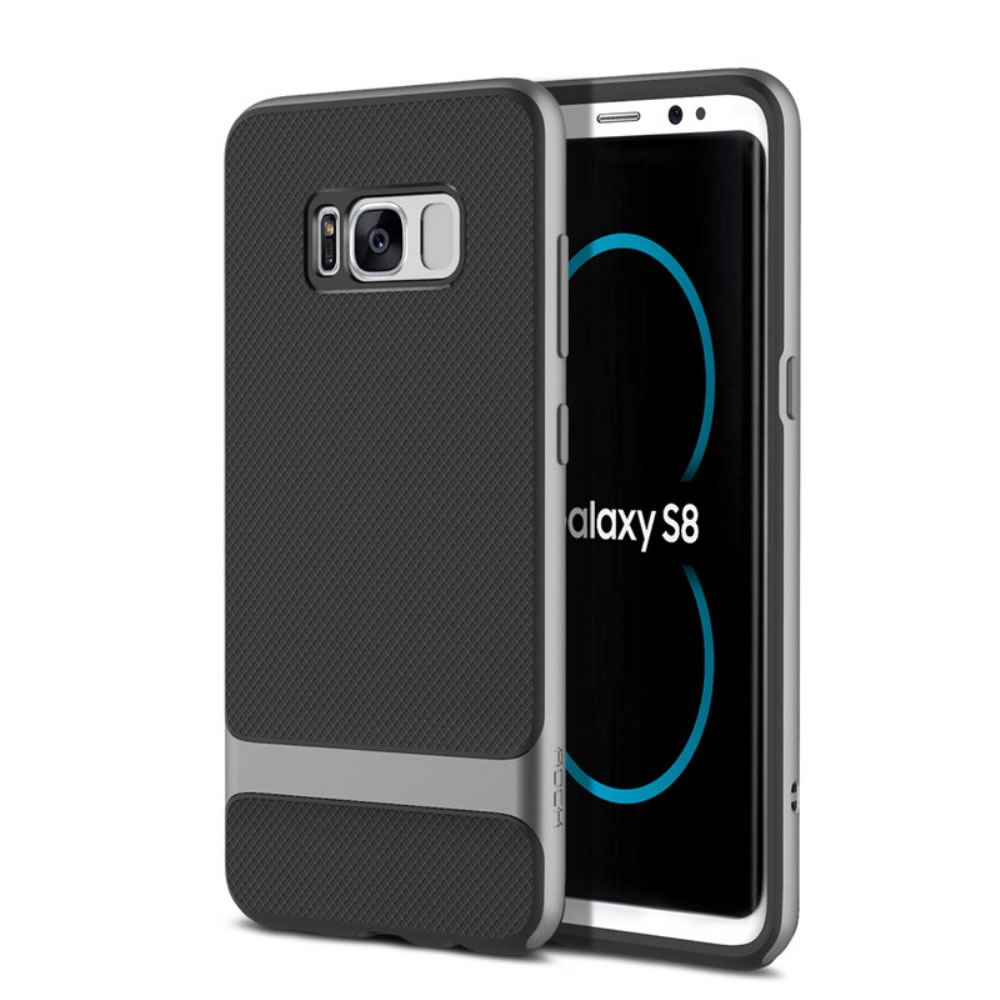 Capa Galaxy S8 - Rock - Royce Anti Impacto Híbrida