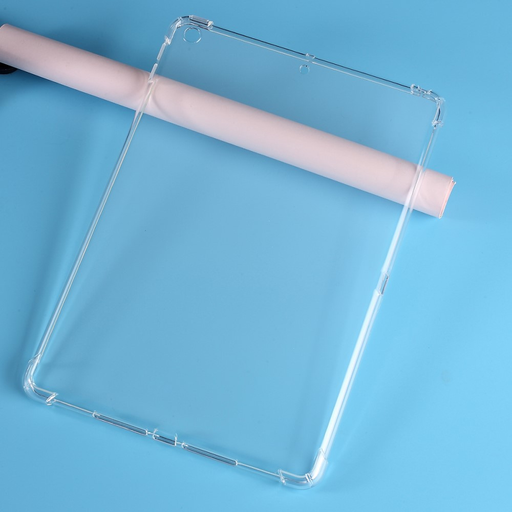 Capa iPad 8 / 7 Geração 10.2 - Transparente Silicone Flexível