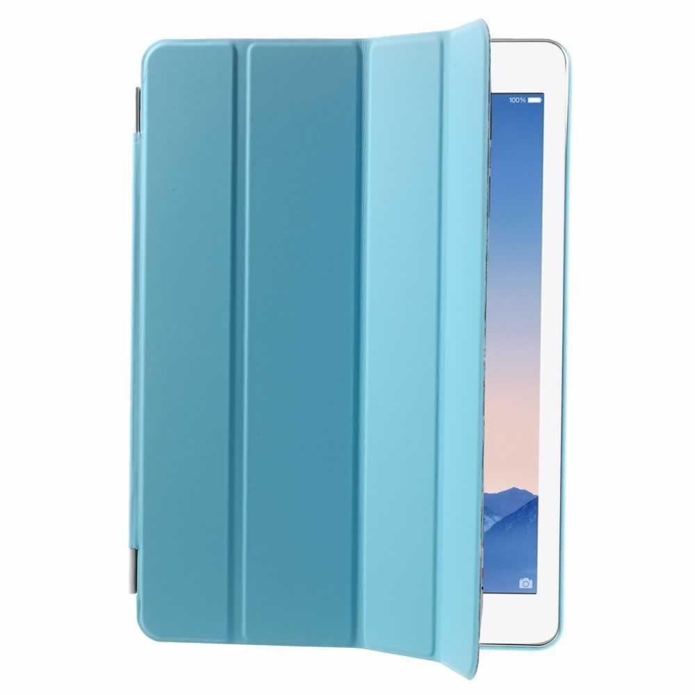 Capa iPad Air 2 Smart Cover + Capa Traseira - Azul