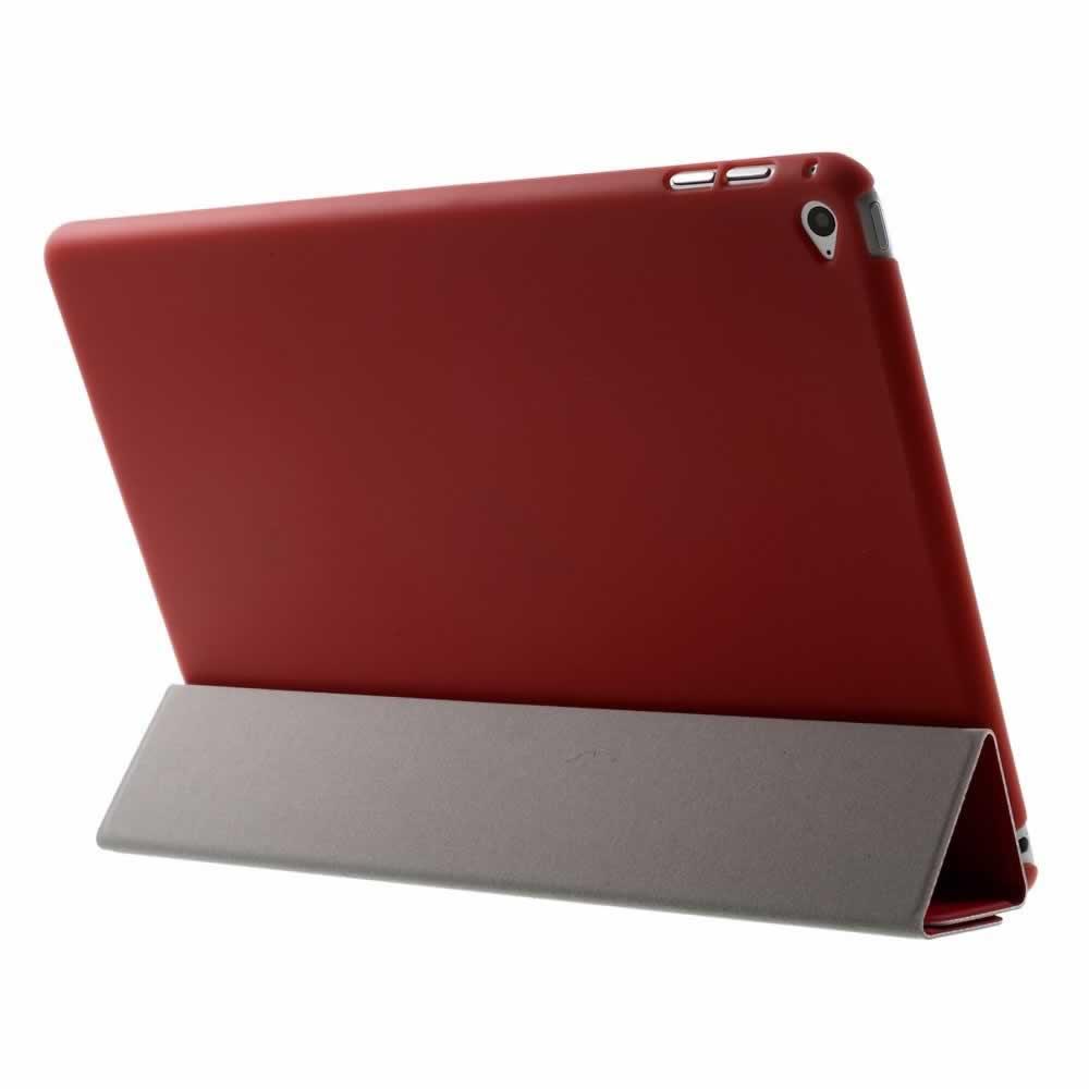 Capa iPad Air 2 Smart Cover + Capa Traseira - Vermelha