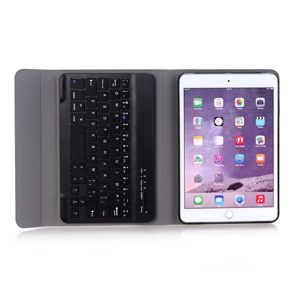 Capa iPad Mini 1 / 2 / 3 com Teclado Bluetooth