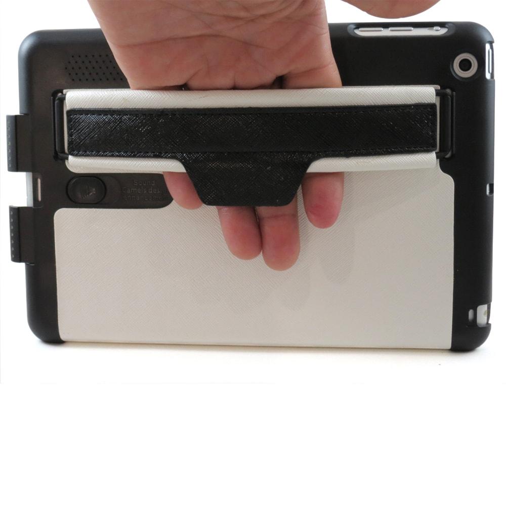 Capa iPad Mini - Agenda - Branca e Preta