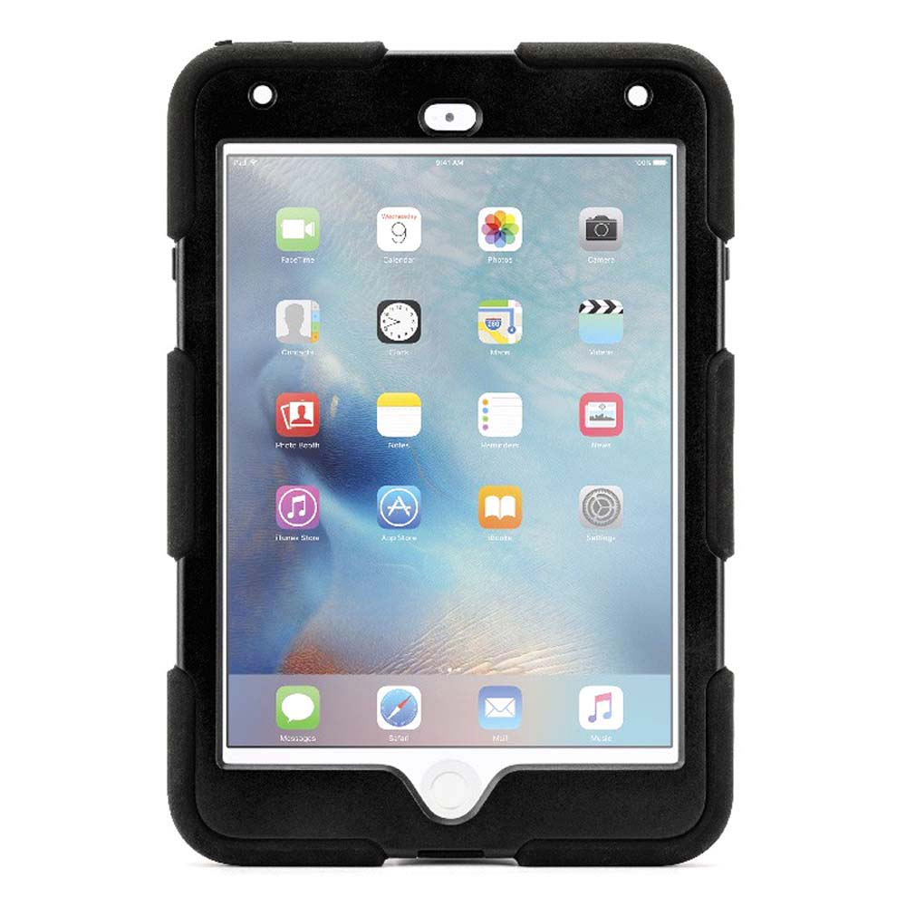 Capa iPad Mini 4 - Griffin Survivor All Terrain - Preta - Original