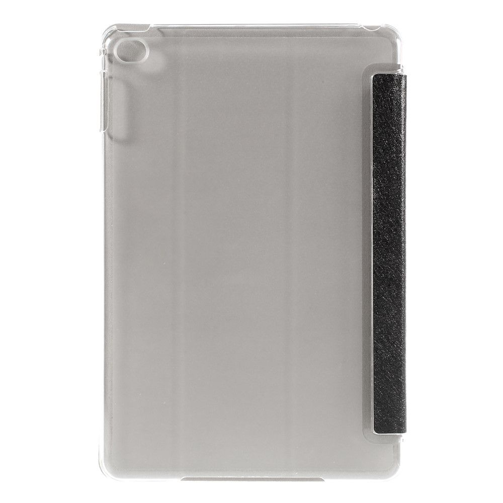 Capa iPad Mini 4 Smart Cover Couro com Fundo Transparente