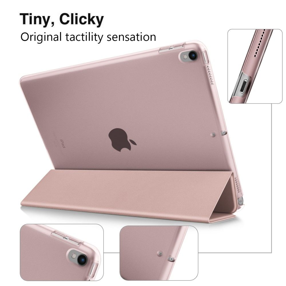 Capa iPad Pro 10.5 (2017) - Smart Case Magnética - Ouro Rosa
