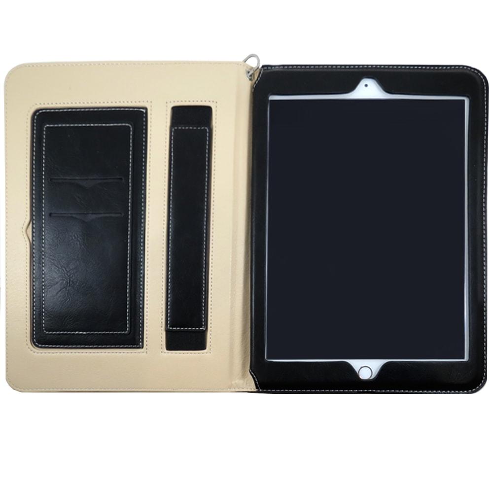Capa iPad Pro 9.7 - Agenda Executiva em Couro