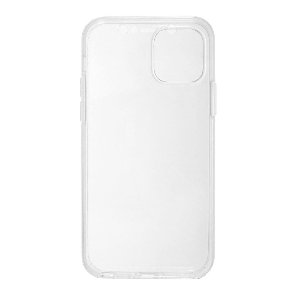 Capa iPhone 11 (6.1) - Transparente 360 Graus Frente e Verso