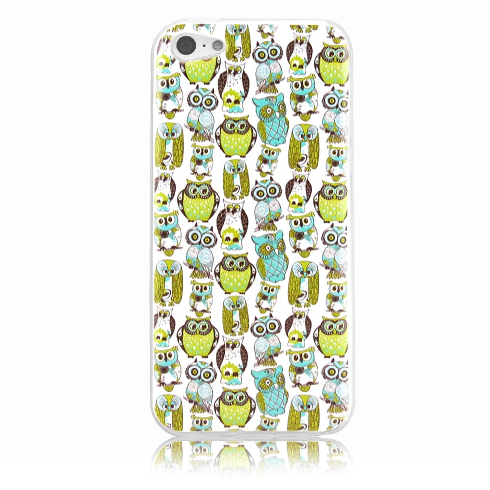 Capa iPhone 5c - Corujinhas Personalizada