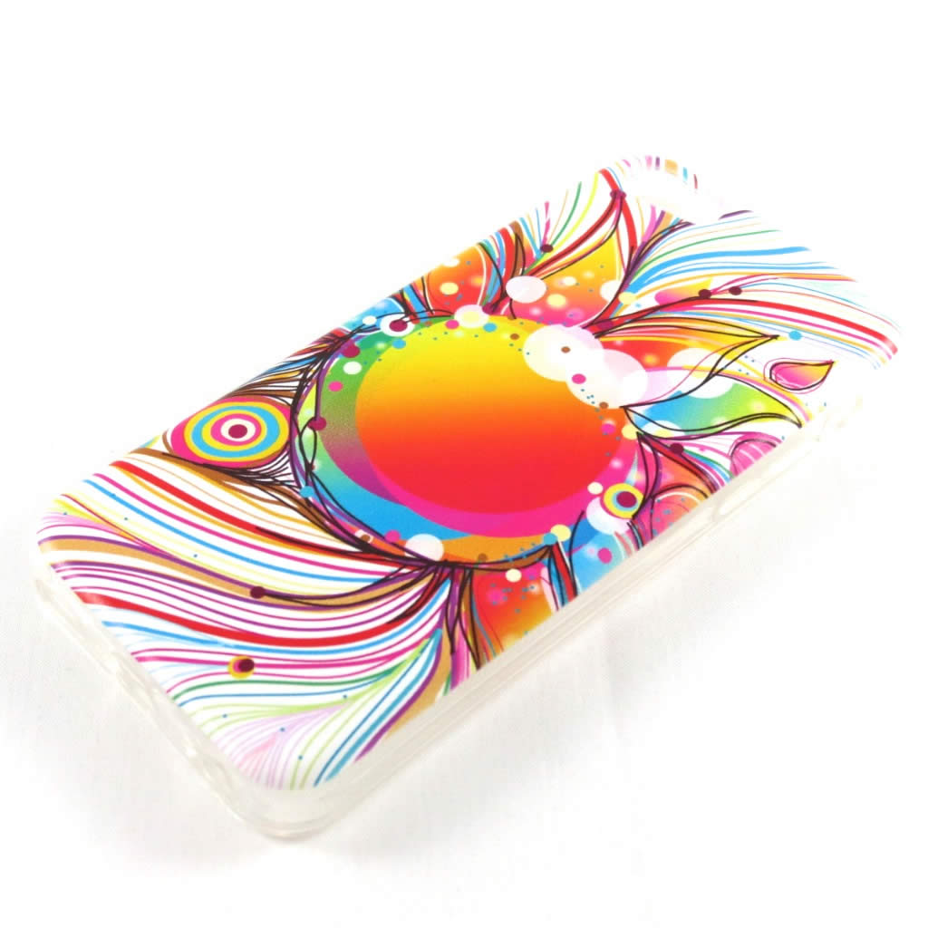 Capa iPhone 5c - Pétalas do Sol Personalizada
