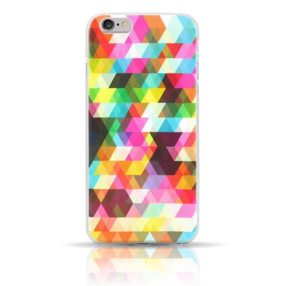 Capa iPhone 6s / 6 - Abstrata Colorida Personalizada