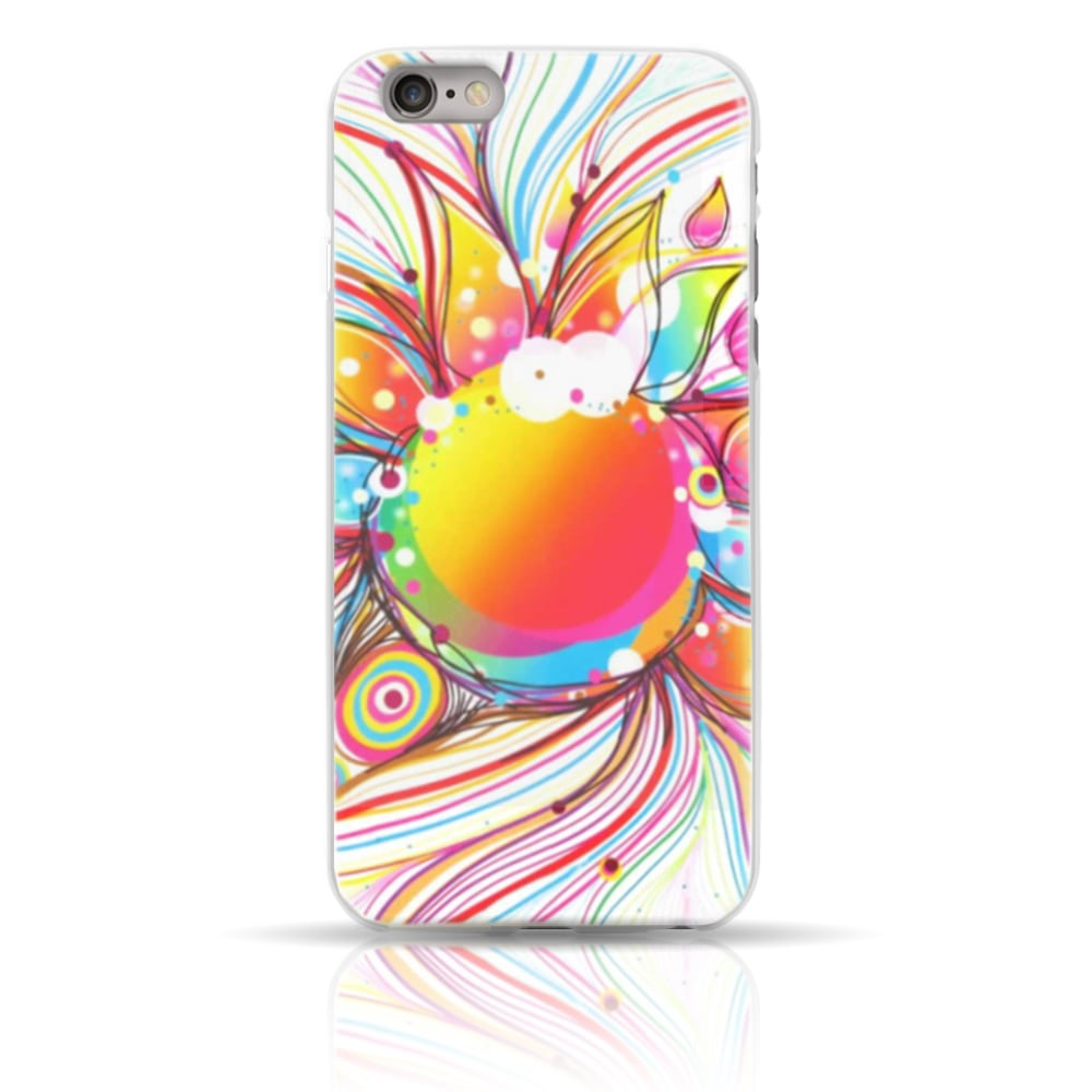 Capa iPhone 6s / 6 - Pétalas do Sol Personalizada