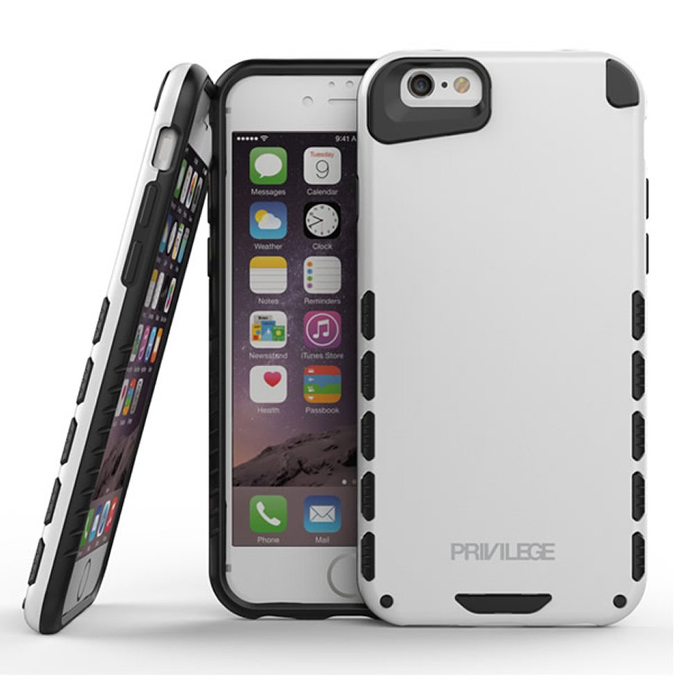 Capa iPhone 6s / 6 - Privilege Gripster - Branca