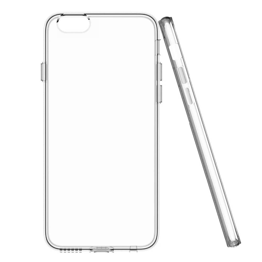 Capa iPhone 6s / 6 - Transparente Silicone TPU
