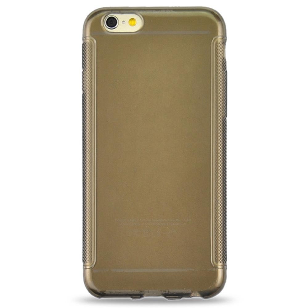 Capa iPhone 6s Plus / 6 Plus - Fumê Silicone
