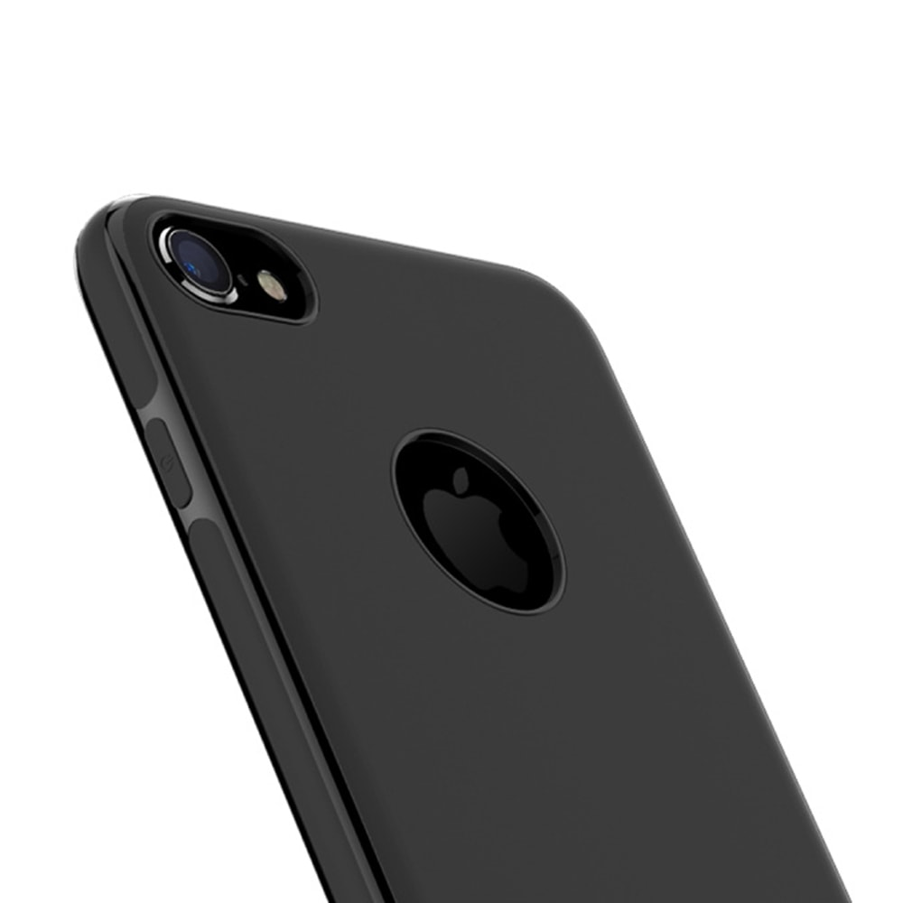 Capa iPhone 7 - Baseus - Mystery Case - Preta