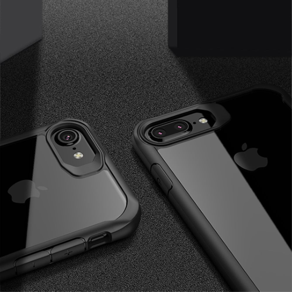Capa iPhone 7 Plus - Ipaky - Transparente Anti Impacto