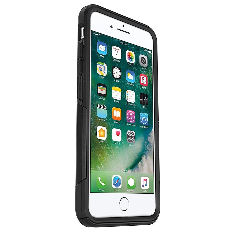 Capa iPhone 7 Plus - Otterbox - Commuter - Preta - Original